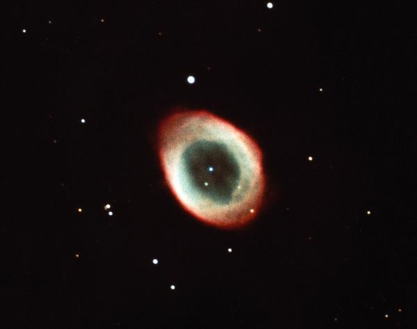 ring nebula through telescope - photo #43